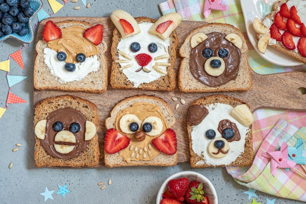 Tip na kreatívne raňajky