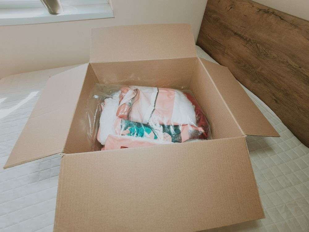 Otvorený balík