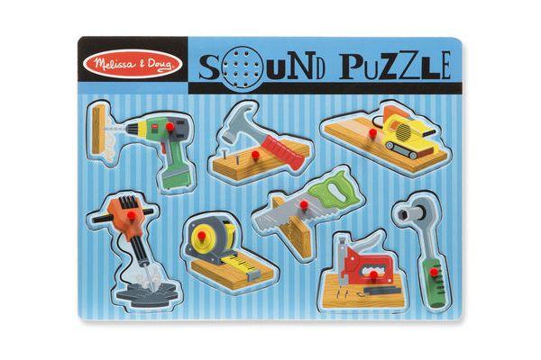 Zvukové puzzle
